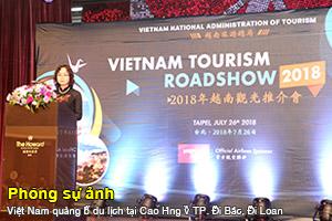 Chương trình Roadshow Đài Loan