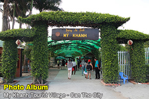 My Khanh Tourist Village