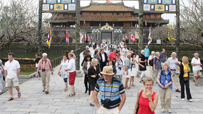 Over 82,000 visitors flock to Hue during Gold Tourism Month