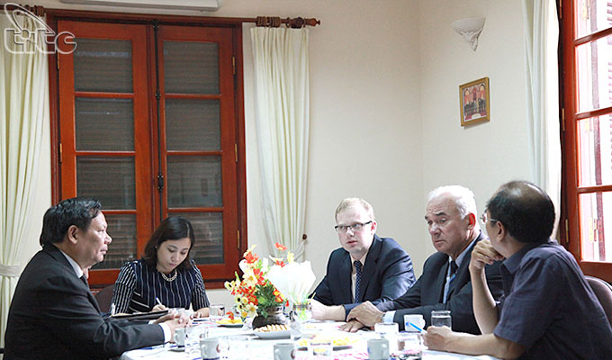 VNAT works with 5 foreign Embassies in Viet Nam