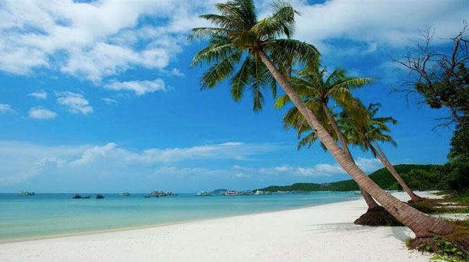 Holiday at Viet Nam's best beaches