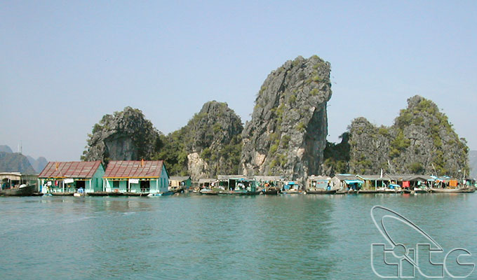 Nearly VND1,700 billion to preserve fishing village in Ha Long bay