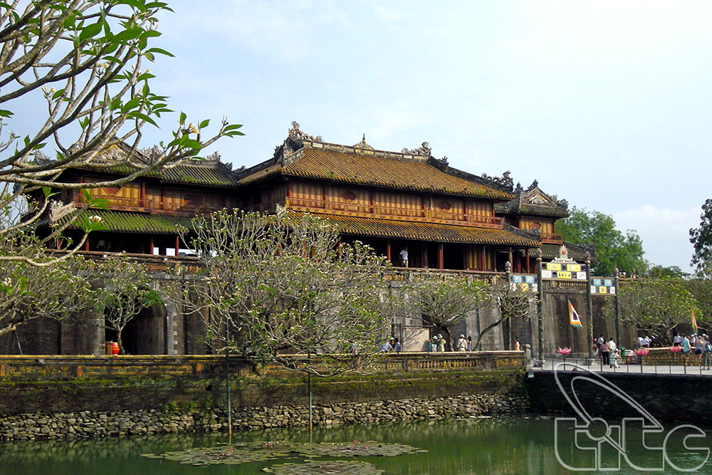 Hue heritage site open free on Tet