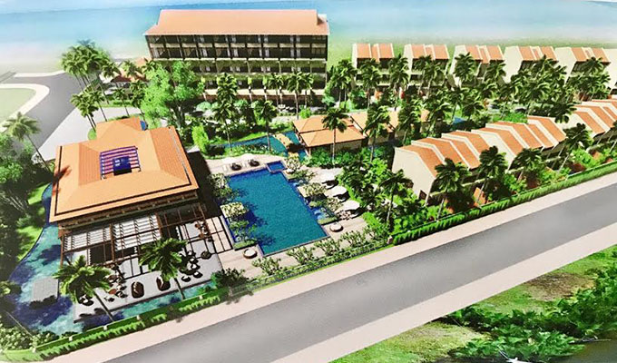 A Dong Silk launches a 4-star riverside resort in Hoi An