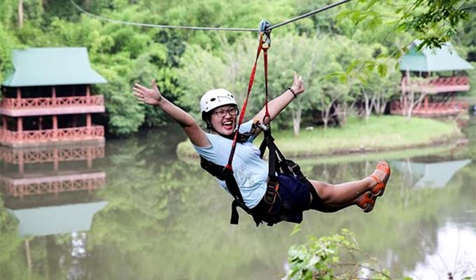 Lam Dong licenses 10 adventure tour operators
