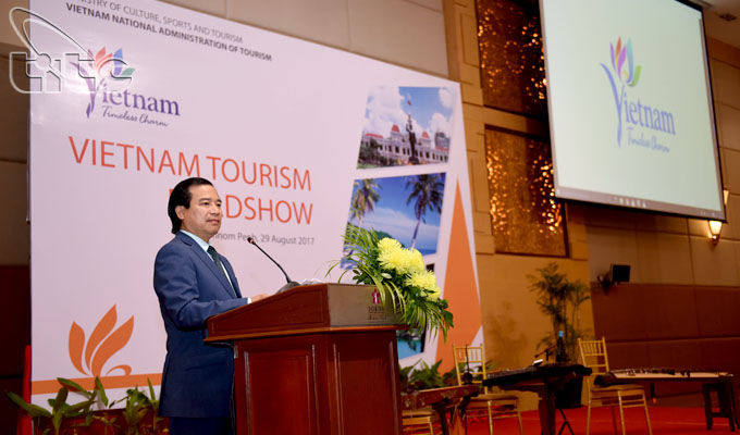VNAT strengthens tourism promotion in Cambodia