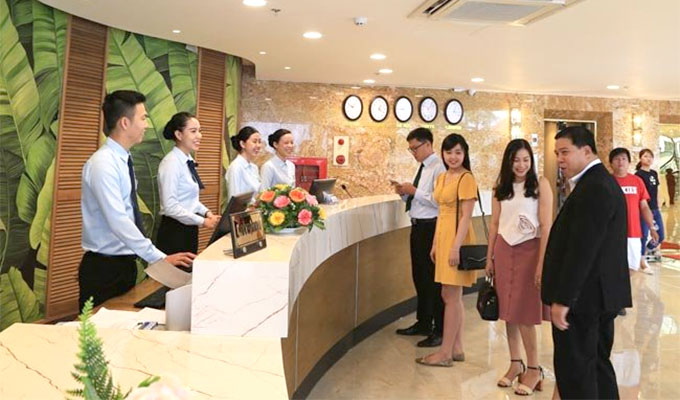 Grand opening promotions at Saigon-Vinh Long Hotel