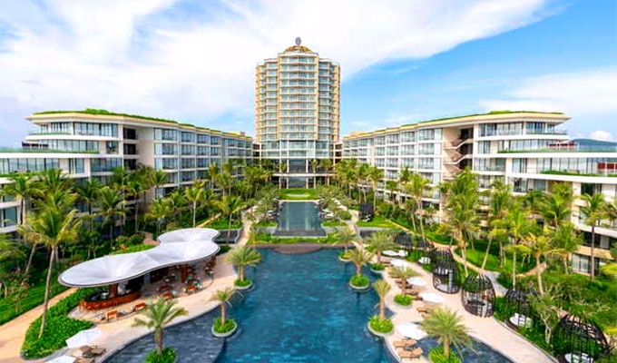 Sky Tower opened in Phu Quoc resort
