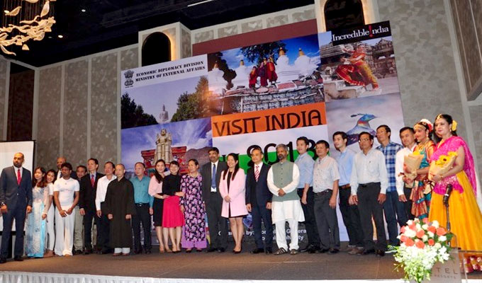 India promotes tourism in Ho Chi Minh City