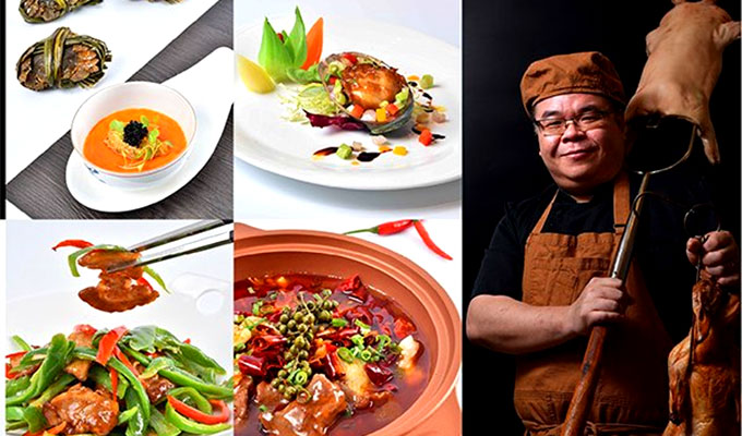 March food programs at Sheraton Saigon
