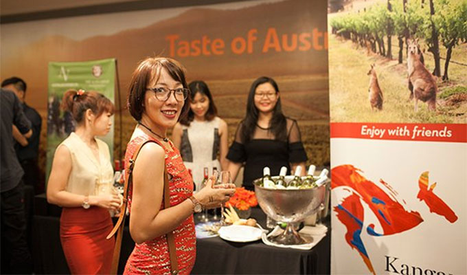Australian Food and Wine Journey begins this week