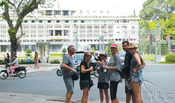 HCM City serves nearly 4.4 million foreign tourists in seventh months