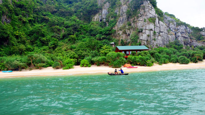 Discovering the unspoiled beauty of Cai Chien Island