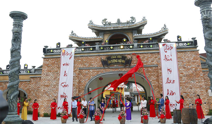 Hoi An Impression ThemePark opens