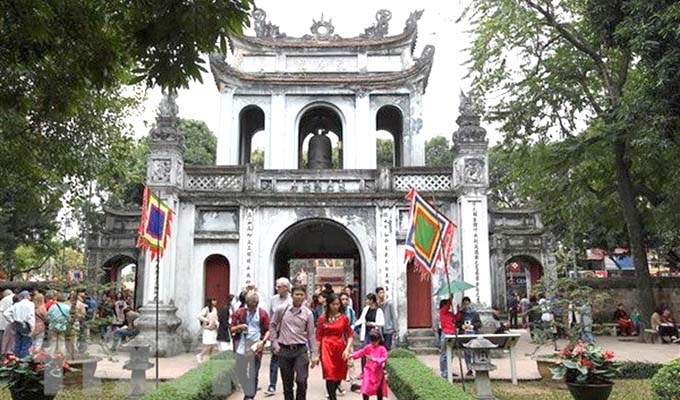 CNN continues promoting Ha Noi's images during 2019-2023