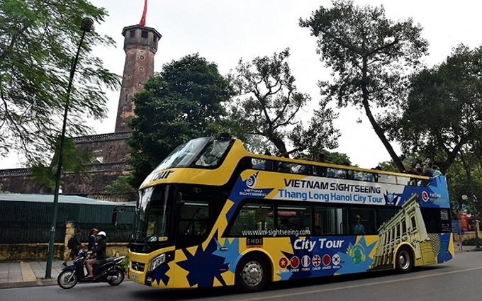 Double-decker tour buses piloted in two more localities