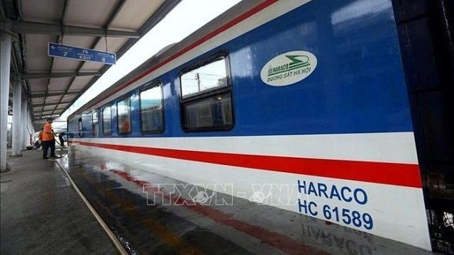 Hanoi stimulates tourism by rail promotion