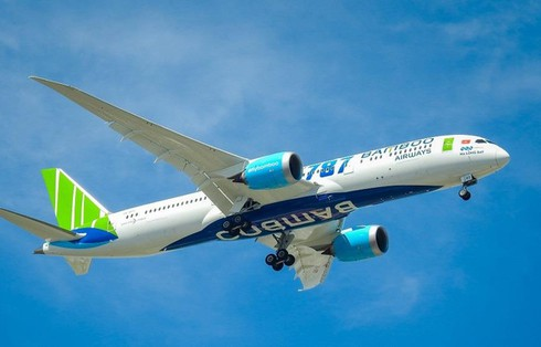 Bamboo Airways poised to welcome addition of two Boeing 787-9 Dreamliners