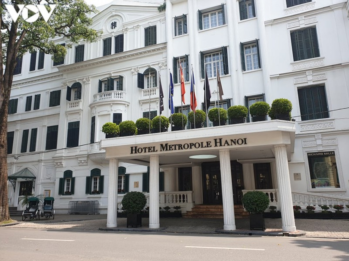 Four Vietnamese hotels named among Top 20 hotels in Asia