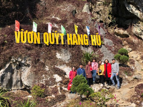 Hang Hu in Lang Son, an attraction of northeastern Vietnam