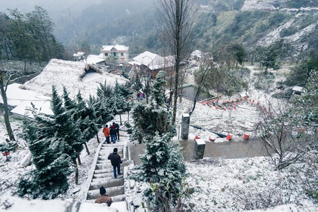 Winter festival expected to draw visitors to Sa Pa