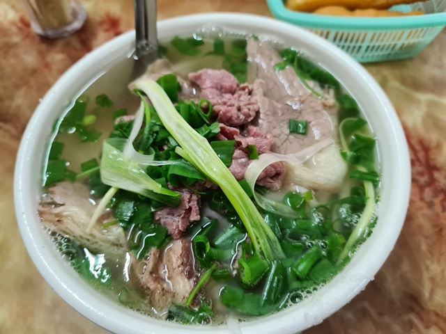 Phở ranks 2nd of 20 best soups in the world by CNN