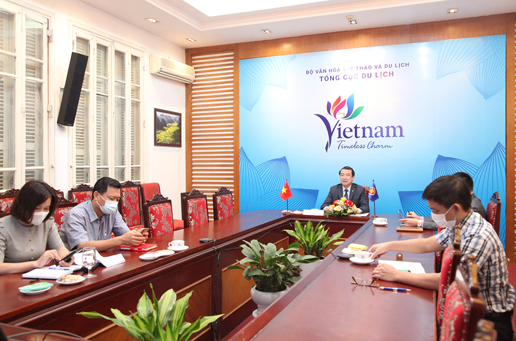 ASEAN meetings on post COVID-19 recovery plan