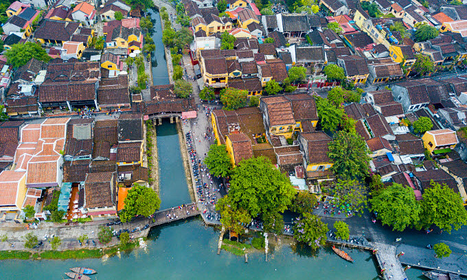 Travel+Leisure names Hoi An in Top 15 best cities in Asia