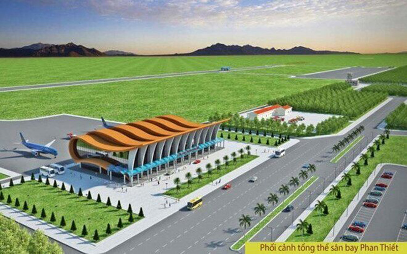 Work on Phan Thiet joint-use airport kicked off