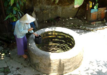 Hoi An to preserve ancient Cham wells