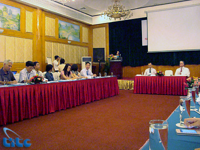 Feasibility study for the establishment of a Regional Secretariat for ASEAN Tourism Professionals